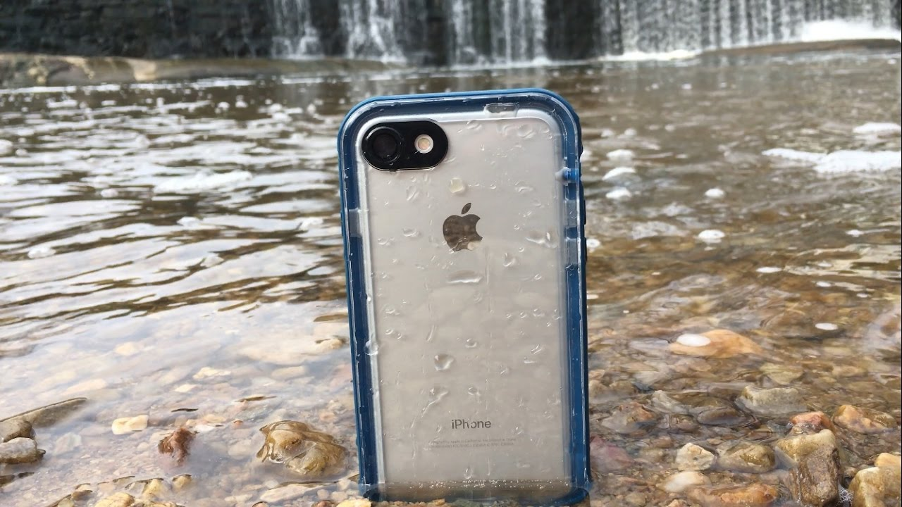 official photos 47b6b 40843 LifeProof Nuud for iPhone 7 Review (Drop, Dirt, Snow, and Water tested!)