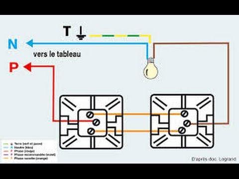 04 electricit b timent la minuterie for Electricite va et vient