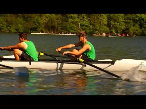 Carolina Moment Asheville Youth Rowing WLOS Aircheck