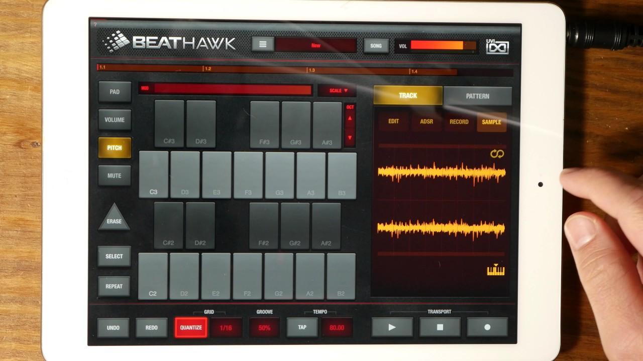Sample beat making with mpc vs. Mpd   taurusbeats.