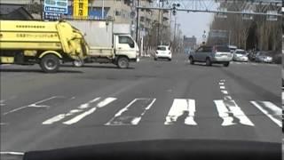 ドライブ、札幌市南区真駒内~清田区北野