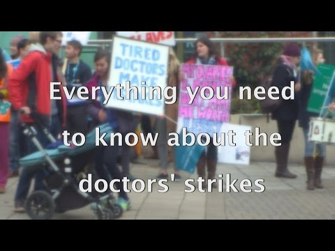 Why are you striking? Bristol Live spoke to junior doctors
