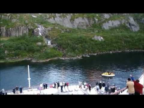 Balmoral Norwegian Cruise Part 2