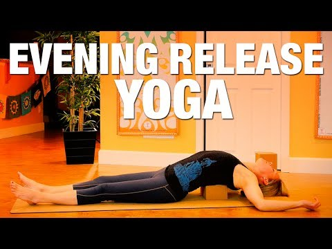 Evening Release Yoga Class - Five Parks Yoga