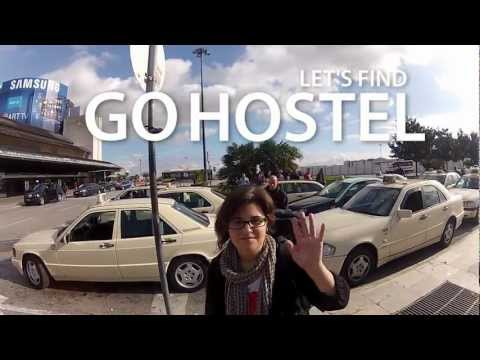 Go Hostel Lisbon - How to get there from the Airport