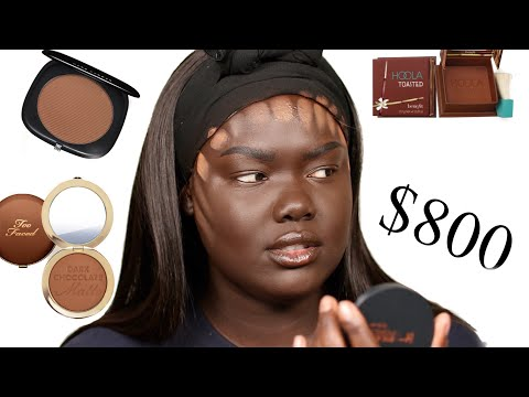 I SPENT $800 at Sephora Looking For A BRONZER || Nyma Tang