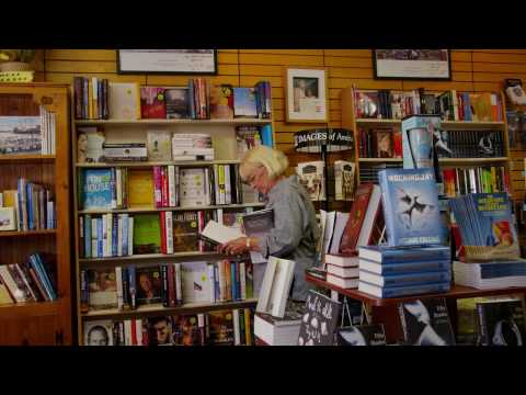 Sun Rose Words & Music bookstore - TV Commercial Ocean City NJ