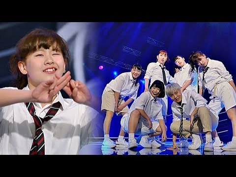 댄저러스함 그 자체♨ 일본 대표팀의 ′으르렁(Growl)′♬ 스테이지 K(STAGE K) 9회