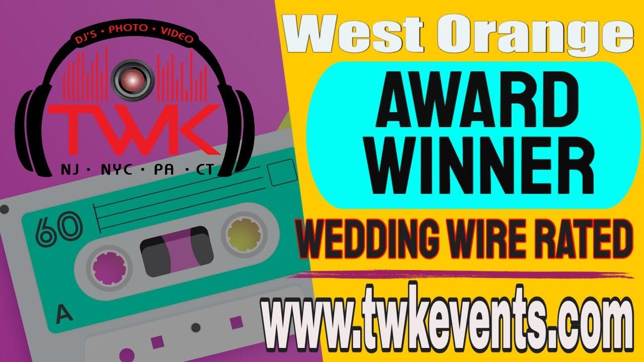 🆕Wedding DJ West Orange NJ ~ Wedding DJs For Hire West Orange New Jersey ~ Great Wedding DJ Essex NJ