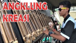 Video ANGKLUNG KREASI SESI#1 LIVE DI PANTAI TAMBAKREJO 13 DES 2016 download MP3, 3GP, MP4, WEBM, AVI, FLV Maret 2017