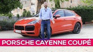 Porsche Cayenne Coupé | Prueba / review en español | Coches SoyMotor.com