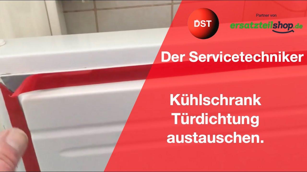 Siemens Kühlschrank Dichtung Wechseln : Magnetband bei einem liebherr kühlschrank wechseln youtube