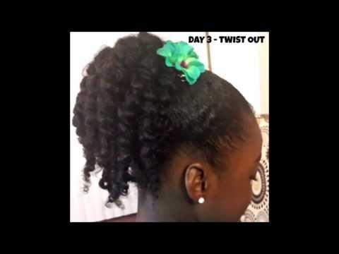 Little Girl Twist Hairstyles from YouTube · Duration:  3 minutes 48 seconds
