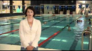 Despicable Me and Leisel Jones Swim Safety video