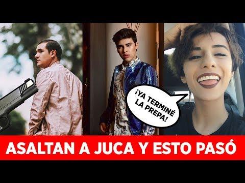 "ASALT4N A JUCA | LA DIVAZA MOLESTA CON YOUTUBE | ""La Mars"" TERMINA LA PREPA"