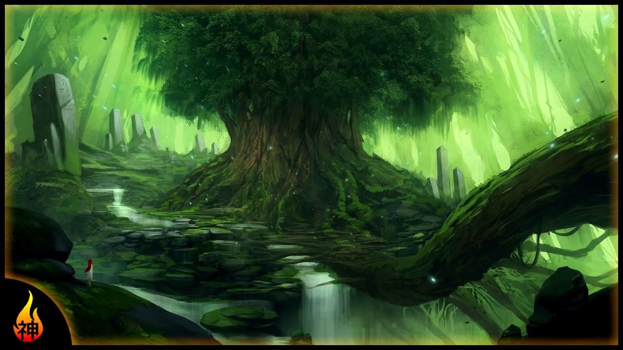 Celtic Fantasy Music | Ancestral Spirits | Beautiful Instrumental Celtic Music