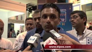 Karnival Kerjaya Pemuda BN 2012 : Lebih 100,000 Resume Diterima 18/11/2012