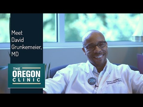 Meet Dr. David Grunkemeier, Gastroenterologist At The Oregon Clinic