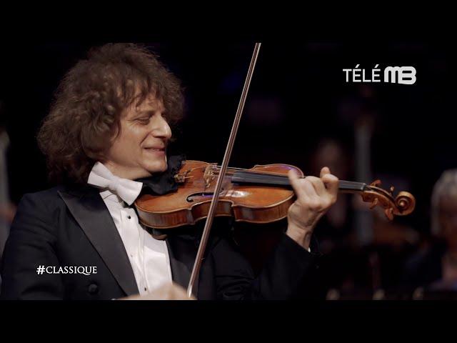 Vieuxtemps - Concerto n°5 en la mineur, op 37 - Vahan Mardirossian, Alexander Markov, ORCW - LIVE