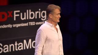 Dolph Lundgren | On healing and forgiveness