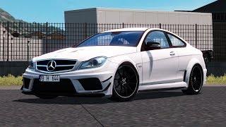 [ETS2 v1.36] Mercedes Benz C63 AMG