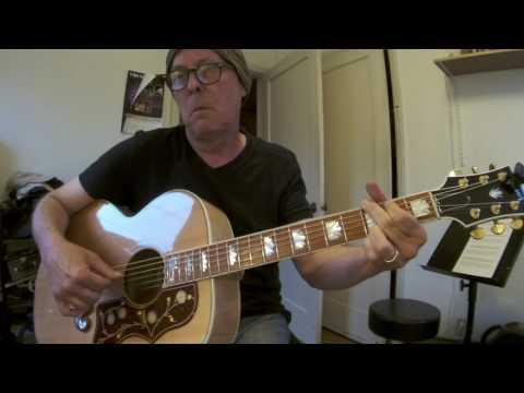 2005 Gibson  Pete Townshend SJ 200
