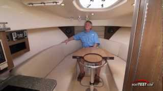 Boston Whaler 285 Conquest Features 2012- By BoatTest.com