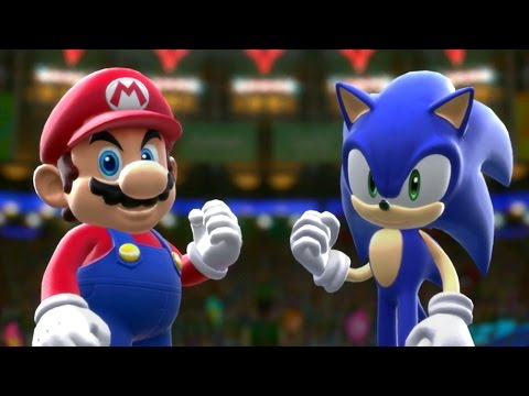 Mario & Sonic at the Rio 2016 Olympic Games - Football, Rugby & Beach Volleyball