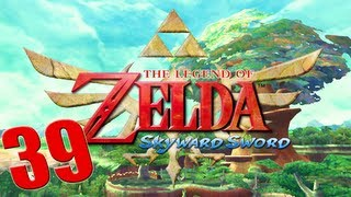 Let's Play The Legend of Zelda Skyward Sword Part 39: Links Tauchgang
