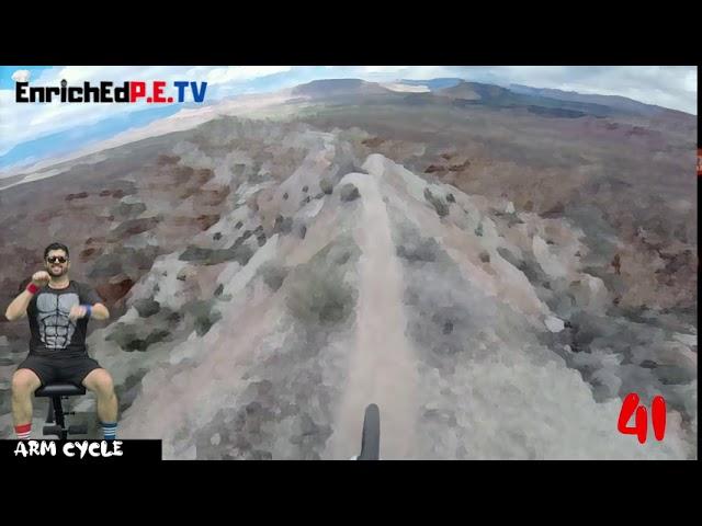 Digital A.P.E.: SEATED! S2E10 Adventure - Mountain Bike Back Flip