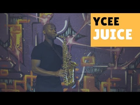 YCee - Juice ft. Maleek Berry Instrumental Remix [BEST Afrobeat Saxophone Cover] by OB 🎷
