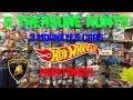 Hot Wheels Hunting Score!!! 5 Treasure Hunts, 3 Mooneyes Cars, McLAREN, Mercedes, Lamborghini,...