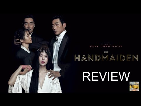 Review: The Handmaiden (2016) - What's Korean Cinema? podcast extract