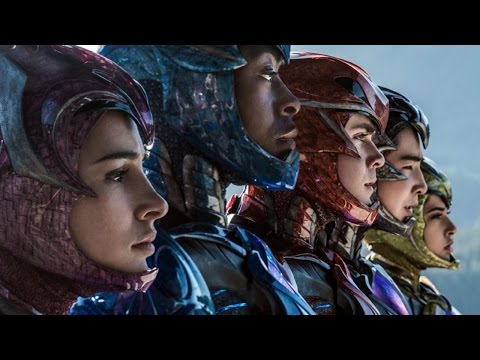 SDCC 2016 : Matt Sazama, screenwriter for Power Rangers and Lost in Space clip