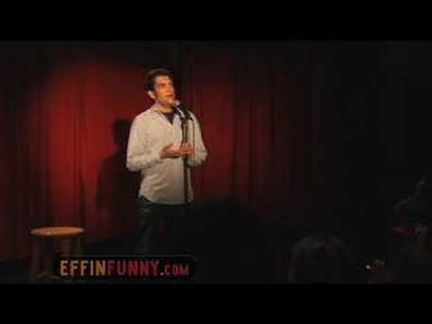 Dan Mintz Effinfunny Stand Up  Masturbation Jokes