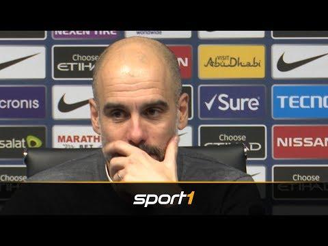 Guardiola: City fehlt der Hunger von Barcelona | SPORT1 - DER TAG