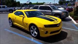 2010 Chevrolet Camaro Transformers Special Edition Videos