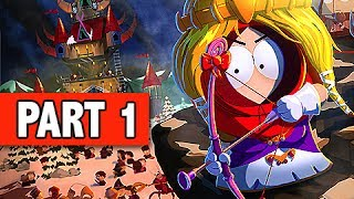 South Park The Stick of Truth Gameplay Walkthrough Part 1 - New Kid in Town (Gameplay Commentary)