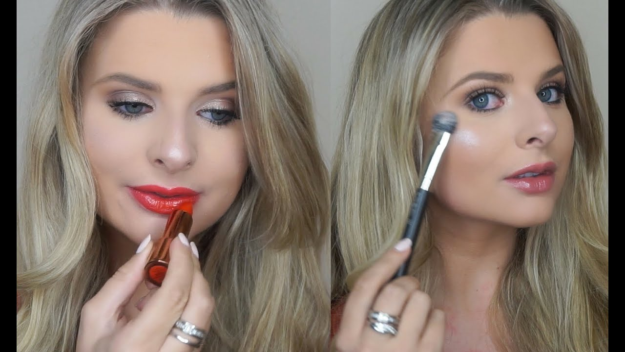 Rosie Huntington-Whiteley Makeup | Rosie for Autograph Makeup Review | 2 Looks Day/Night