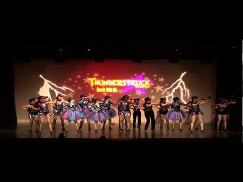 Oakville Dance Competition - Carnivale De Mardi Gras