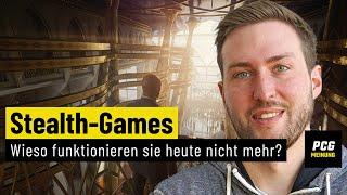 Das Aussterben der Stealth-Games | MEIΝUNG | Wohin geht die Reise für Agent 47, Sam Fisher und Co.?