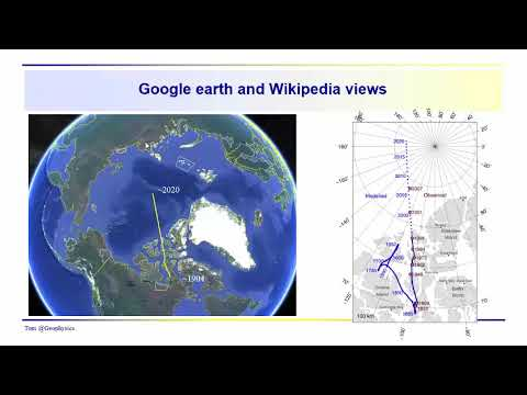 Geophysics: Magnetics - General introduction - the Earth