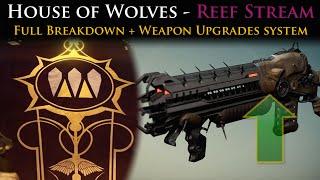 Destiny - House of Wolves - My Full Reef Livestream Breakdown for the new Destiny social space
