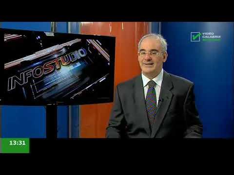 InfoStudio il telegiornale della Calabria notizie e approfondimenti -  08 Luglio 2021 ore 13.30
