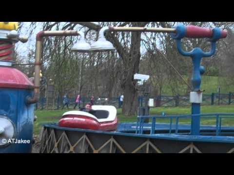Alton Towers Opening Day 2011