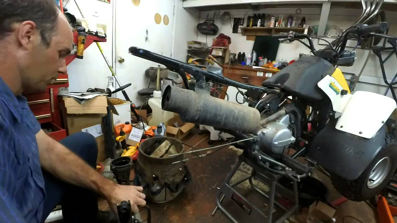 small resolution of yamaha champ drive shaft transmission repair