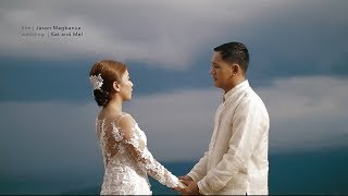 Mel and Kat:  A Wedding at Iglesia ni Cristo, Lokal ng Lalaan