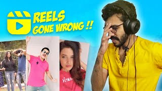 Instagram Reels Reaction - Part 3 !!