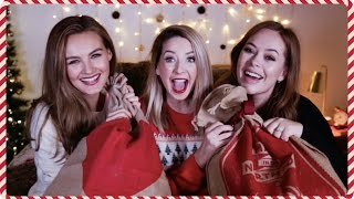 Gift Exchange With Tanya & Niomi | Zoella