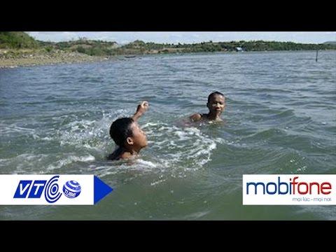 3 học sinh chết đuối khi tắm sông ở Ninh Thuận | VTC